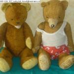 Starožitné hračky - Medvídek